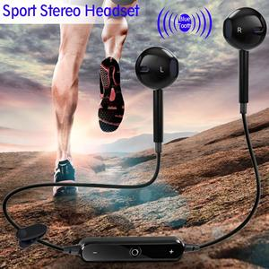 Universal Wireless High Quality Headphones Bluetooth  Headsets Sport StereoOver The Ear  Headphone for iphones and Android Mobiles