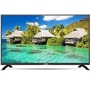 HKC 32C9A (32 inch) LED TV (HD Ready, TRIPLE TUNER, DVB-T2 / T / C / S2 / S, H.265 HEVC, CI +, USB2.0 Mediaplayer)