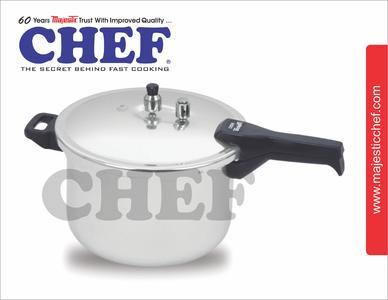Chef Pressure Cooker 5 Liters