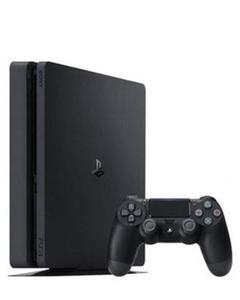 PlayStation 4 Slim - 500 GB - Region 2 / PAL - Black