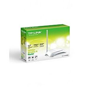 TP Link150Mbps Wireless N Router Model No Tl-Wr720N