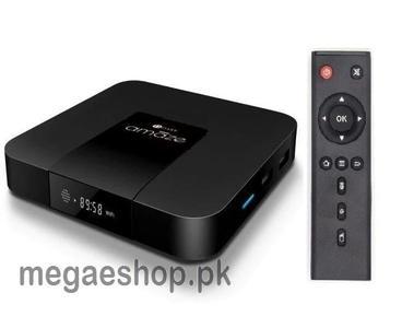 DANY ANDROID SMART TV BOX 4K AMAZE AX-50 2GB+16GB