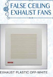 Royal Fans-Exhaust Fan-Ceiling Exhaust Fan 10 inch