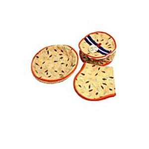 sjewellery Pack of 3 - Roti Basket
