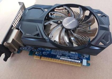 NVIDIA GeForce GTX 750 GV-N750OC-1G