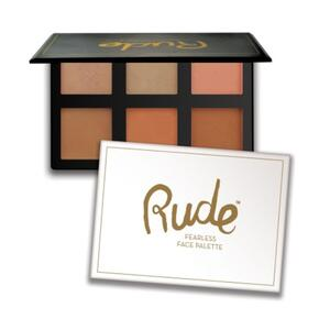 Rude Cosmetics Fearless Face Palette