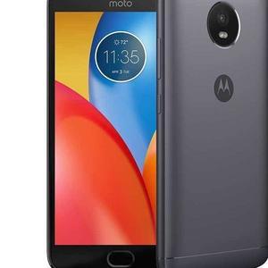 Motorola Moto E4 16GB ROM 2GB RAM Fingerprint Sensor Single Sim Grey