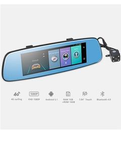 Car Dash cam -Best Car DVR - ADAS Monitor Rear view mirror - Rear view mirror with DVR and camera
