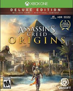 Assassin's Creed Origins: Deluxe Edition - Xbox One