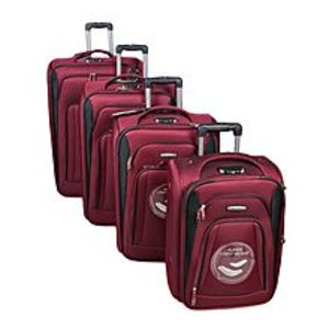 Hasnain TradersRed Traveller Hand Carry