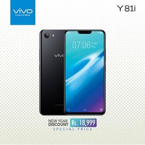 VIVO Y81i 2GB RAM & 16GB ROM