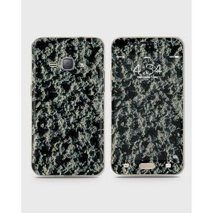Samsung Galaxy J1 2015 (J100) Skin Wrap With Front Back And Sides Lavastein-1wall678