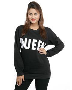 Queen Sweatshirt For Women