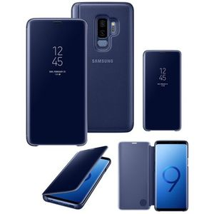 Original Samsung S9+/ Samsung Galaxy S9 Plus Clear View Cover Case/ Smart Cover - Blue