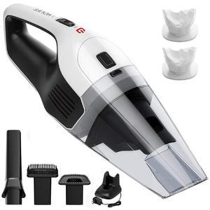 Handheld Vacuum Cordless Quick Rechargable Wet & Dry - 6KPA