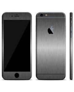IPhone 6/6s Skin Protector - Brushed Titanium