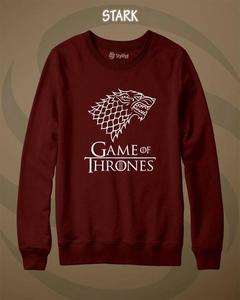 Game Of Thrones Printed SweaT-shirt For Men - Red