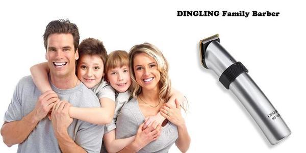 Dingling Rf-608 Professional Hair Clipper