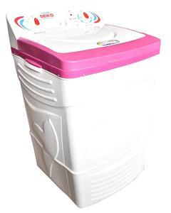 Seiko Appliances Semi automatic washing machine-SK 5200-pure copper-white&pink color