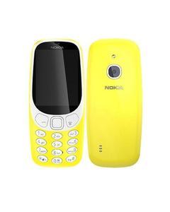 3310 - Dual Sim - 2.4 Inch Lcd - Yellow