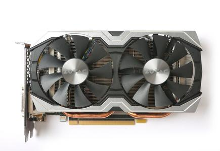 ZOTAC GeForce GTX 1060 AMP Edition, ZT-P10600B-10M, 6GB GDDR5 VR Ready Super Compact Gaming Graphics Card