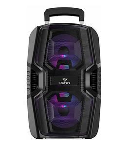 Ronin R-8000 Wireless Trolley Speaker Party Rockstar