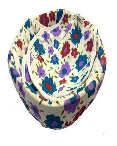 Cotton Roti Basket with Printed Cloth  - New Fashion - SA