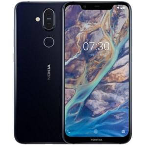 "Nokia 8.1 - 6.1"" Full HD+ Display - Fingerprint Seonsor - 12/13/20 MP Camera"