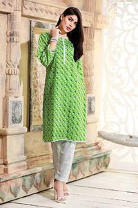 SITARA STUDIO Sapna Collection 2019 Multicolor Lawn 2PC Unstitched Suit For Women - 6100 C  (Un-stitched)
