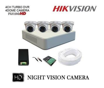 Hikvision 4Ch Full HD 1080P DVR DS-7104HQHI-F1