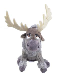 Thick and Good Quality Soft Bean Stuffed Toy For Kids - Gray Dear - 8 Inch