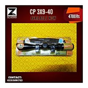 Centrum Center Point 3 X 9 40 Airgun Scope - Black