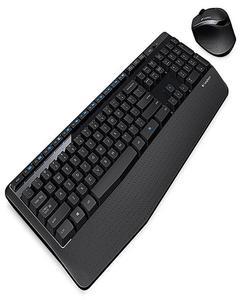 Mk345 Wireless Keyboard & Mouse Combo - Brand Warranty