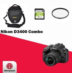 Nikon D3400 Kit (18-55mm VR)