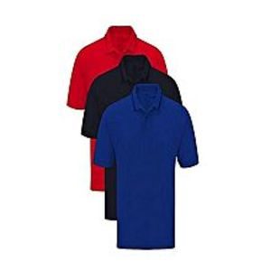 Buy & BuyPack Of 3 ? Cotton Polo Half Sleeves Tshirts For Men