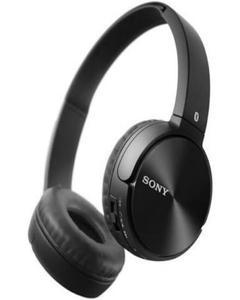 Sony Bluetooth Headphone - Black - Red - Blue