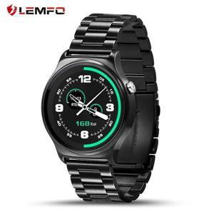 LEMFO GW01 Heart Rate Monitoring Bluetooth Smart Watch