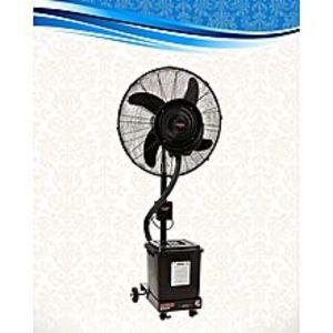 Royal FansMystic Mist Fan - 24?- Heavy Duty Motor- Black