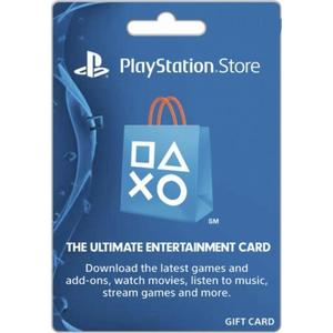 PLAYSTATION GIFT CARD 10 $ BAHRIAN