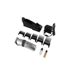 Hair & Beard Trimmer - Rf-609 - Silver
