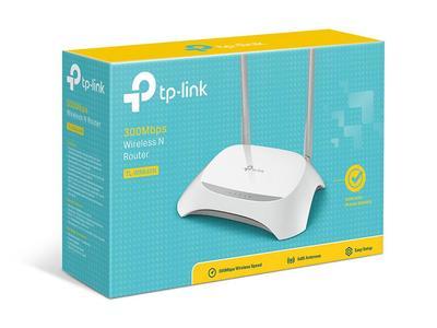 Tp Link Router 300 Mbps Model No. Tl-Wr840N
