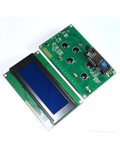 Iic-I2C-Twi Serial 2004 20X4 Lcd Module For Arduino