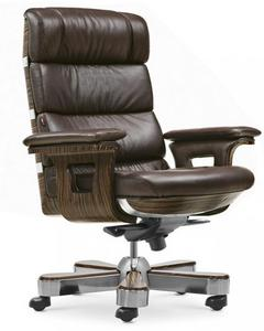CM-B63AS - Executive Chair - Brown