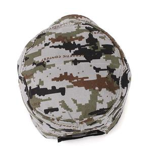 Unisex Sun Visor Army Camouflage Soldier Hats Jungle Caps - Intl