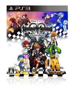 Kingdom Of Heart Hd Remix - PS3