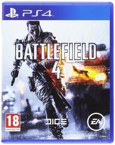 Battlefield 4 - PS4 - Region 2