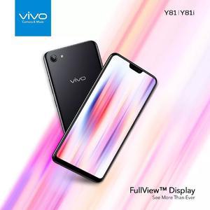 Vivo Y81i - 6.2 inch Notch Display - 2GB Ram -13MP Cam