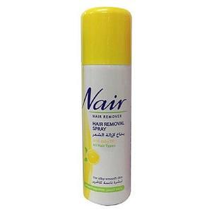 Nair Hair Remover Spray Lemon 200 ML