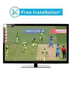 NOBEL 32 Inch HD Ready LED TV - Black