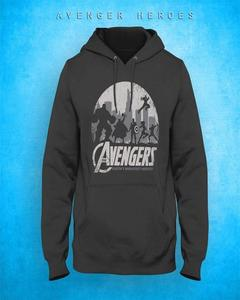Avengers Inhilation Printed Hoodie For Girls and Women